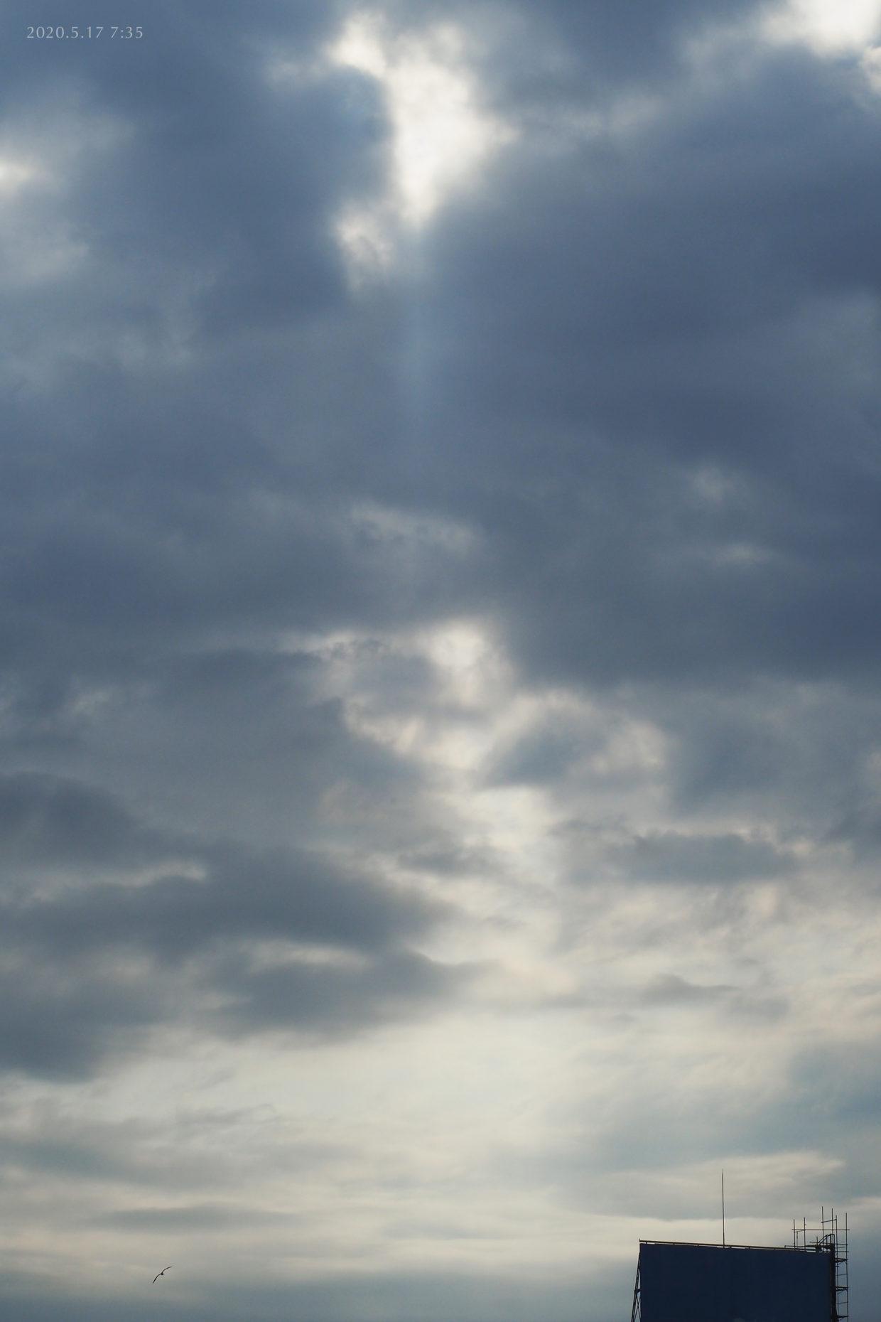 My skies 2020.4.17