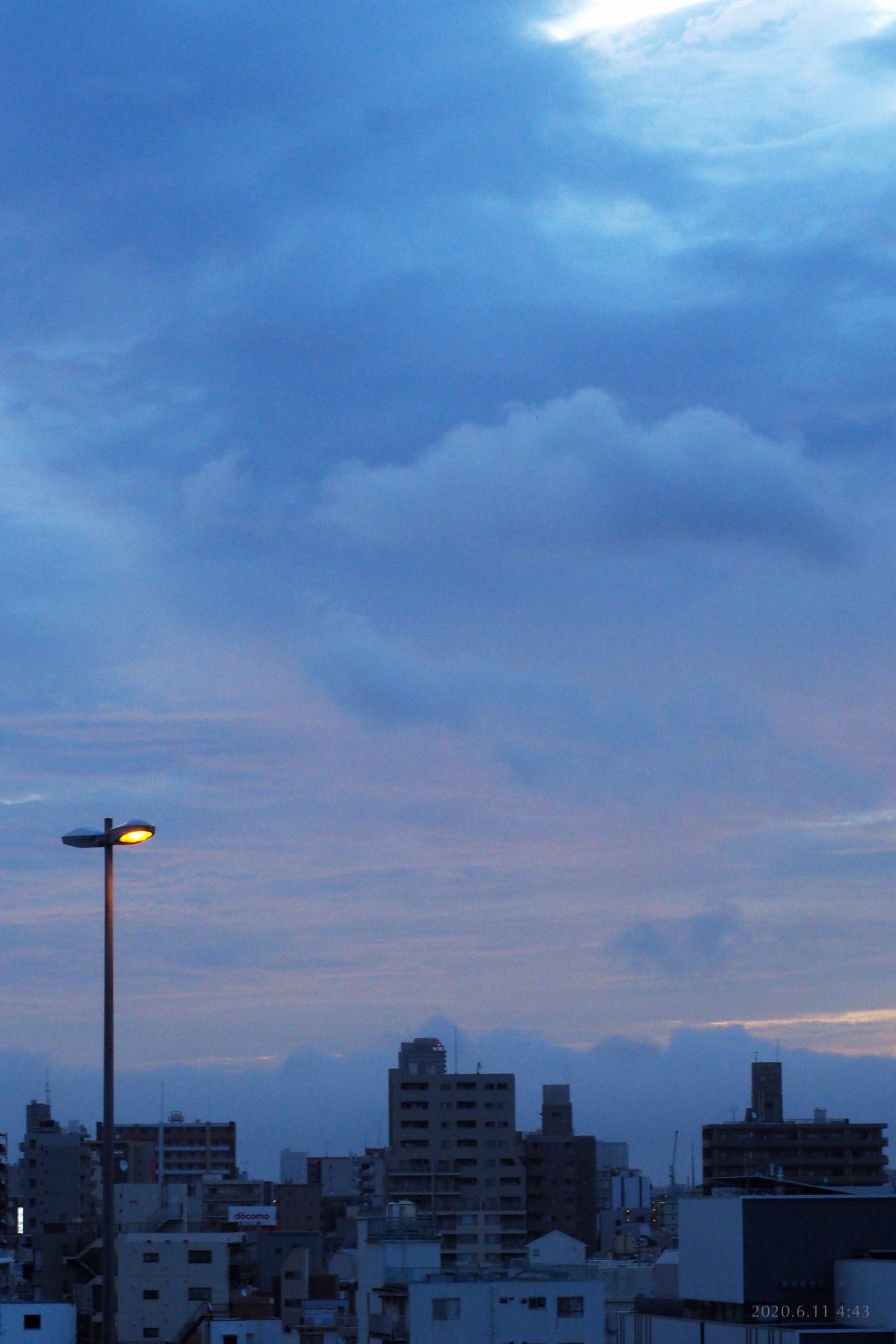 My skies 2020.7.11 4:43